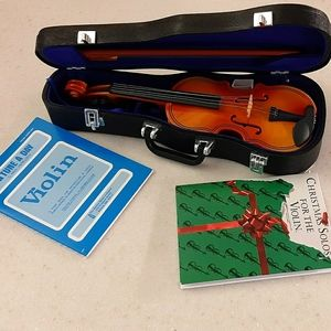 American Girl Violin Set